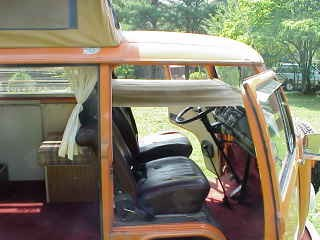 westfalia child u0027s cot hammock info green monster u0027s volkswagen westfalia camper page  rh   john perry